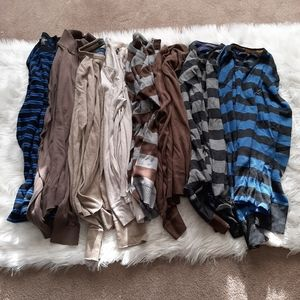 🌨 8 Piece Thermals/Sweaters 🌨